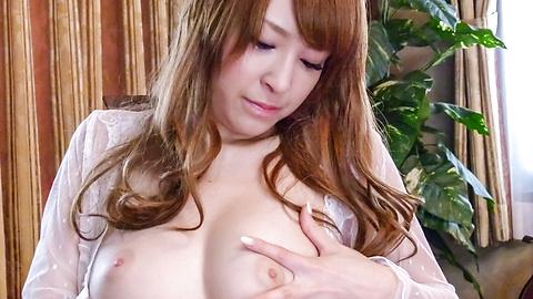 Hikaru Shiina - Asian amateurHikaru Shiina loves masturbating - Picture 12