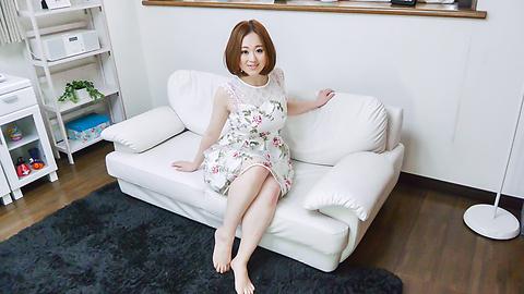 Doremi Miyamoto - Sensual Asian blowjob by insolent Doremi Miyamoto - Picture 6