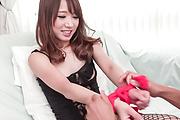 Nana Fujii - セクシー美少女~こぶし入れ昇天~ - Picture 4