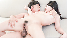 Perfect solo session from cock sucking Rui Hayakawa