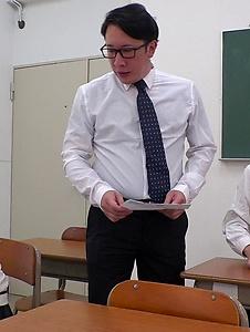 Mahoro Yoshino - Mahoro Yoshino fucked by two guys in school XXX - Screenshot 5