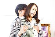 Pure Asian gangbang porn special with Kaede Niiyama Photo 1
