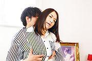 Pure Asian gangbang porn special with Kaede Niiyama Photo 2