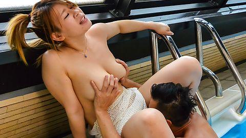 Steamy Asian milf endures cock in full hardcore
