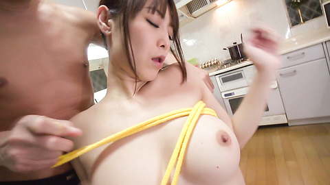 Nanami Hirose - Busty doll amazes with a perfect Japan blowjob  - Picture 11