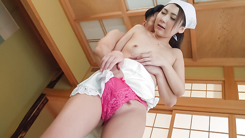Maya Kato - Maya Kato provides Japan blowjob before sex  - Picture 3