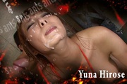 Sex Toys Make Yuna Hirose Cum While She Gets A Facial Photo 2