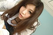 Curvy MILF Nurse Yume Sazanami Sucks And Tit Fucks Photo 8