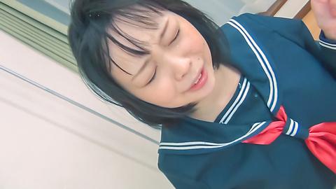 Yuri Sakurai plays naughty in pure asian hardcore fuck scene