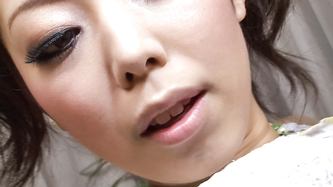Yuki Asami - Yuki Asami has hairy twat in strong fuck - Picture 4