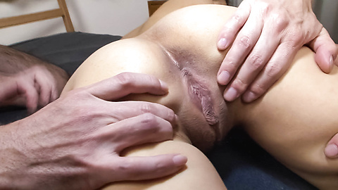 Yuki Asami - Yuki Asami has hairy twat in strong fuck - Picture 9