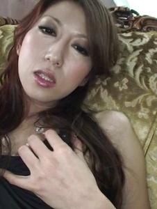 Tsukasa Makino - POV Asian blowjob with horny Tsukasa Makino - Screenshot 10