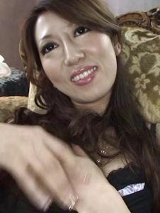 Tsukasa Makino - POV Asian blowjob with horny Tsukasa Makino - Screenshot 11