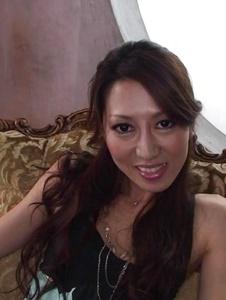 Tsukasa Makino - POV Asian blowjob with horny Tsukasa Makino - Screenshot 2
