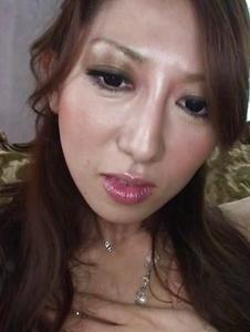 Tsukasa Makino - POV Asian blowjob with horny Tsukasa Makino - Screenshot 7