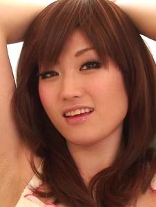 Mizuki - Hot milf,Mizuki, gets dildo on her wet pussy - Screenshot 3
