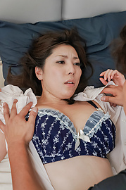 Mirei Yokoyama - Mirei Yokoyama gives hot japanese blowjob - Picture 5