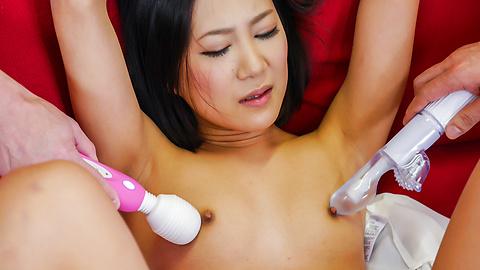 Kyoka Sono - Amazing Japan group sex with naughty Kyoka Sono - Picture 6