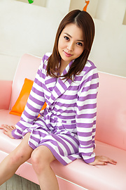Mao Miyabi - 紧娃娃毛 Miyabi的亚洲猫饼 - 图片 1
