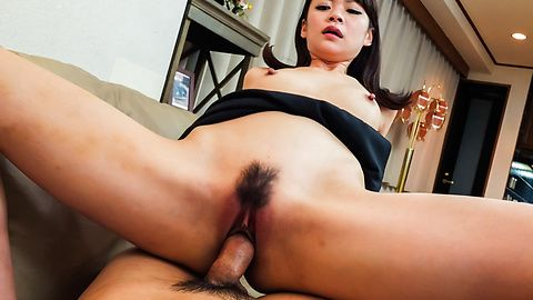 Akubi Yumemi - Japan blowjob by Akubi Yumemi to her teacher  - Picture 9