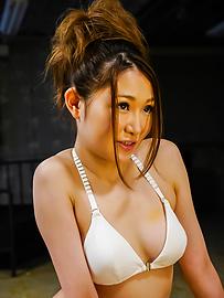 水沢あいり - お仕置きぶっかけ&膣内発射~水沢あいり - Picture 2