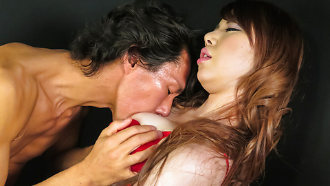 Reika Ichinose - Girl in Asian lingerie gets fucked in hardcore  - Picture 3
