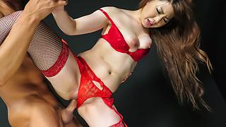 スカイエンジェル Vol.189 : 一ノ瀬麗花 - ビデオシーン 3