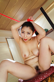 Yuri Honma - Asian bondage with hot Asian milf Yuri Honma  - Picture 6