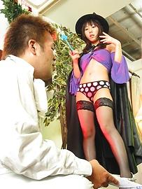 葵はるか - 魔女っ子葵はるか~ハードコアプレイ~ - Picture 1