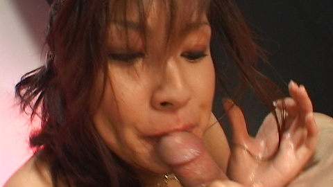 Mecumi - Oil covered Mecumi is rear fucked and left with a creampie - Picture 10