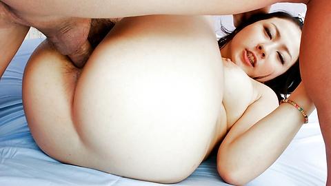 Megumi Haruka - Megumi ฮารุกะให้หัวและได้รับโขลกในช่องคลอดของเธอ -  8 รูปภาพ