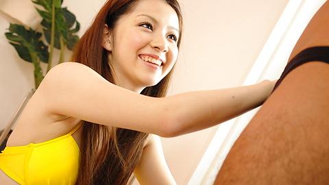 Rika Koizumi - Java Rinauty Bea Koizumi操性感黃色比基尼 - 圖片2