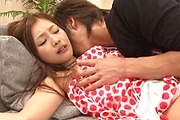 Perfectly hot bodied gal rides hard dick Suzuka Ishikawa Photo 12
