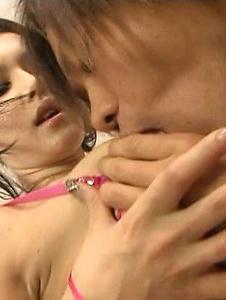Maria Ozawa - Super sexy japanese babe Maria Ozawa gets some crazy action - Screenshot 10