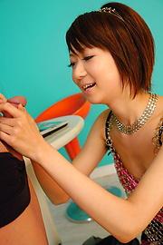 Miriya Hazuki - miriya ซึกิในชุดชั้นในเซ็กซี่เย็ดโดยควยใหญ่ -  3 รูปภาพ