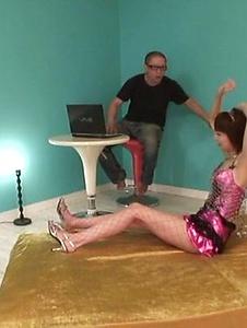 Miriya Hazuki - Miriya Hazuki in sexy lingerie fucked hard by a large dick - Screenshot 2