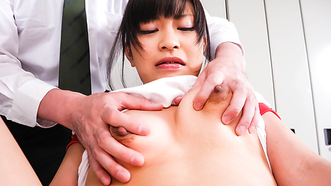 Aika Hoshino - Sporty Aika Hoshino Plays With Sex Toys to Stay on the Team - Picture 4