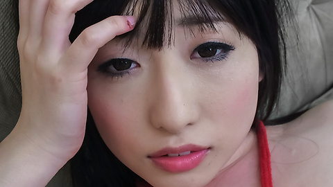 Arisa Nakano - Arisa Nakano cums hard from toys and asian anal insertions - Picture 4