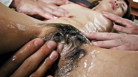 Kanon Hanai - Hanai Kanon wildest ass insertion pleasures - Picture 4