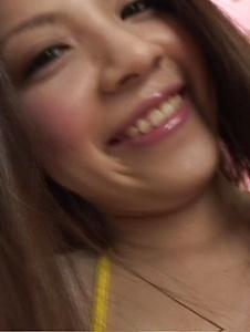 Rika Koizumi - Rika Koizumi Swallows Cum After Riding His Dick - Screenshot 8