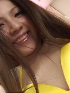 Rika Koizumi - Rika Koizumi Swallows Cum After Riding His Dick - Screenshot 9