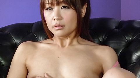 Maika - Young Maika giving hot and naughty japan blowjob - Picture 6