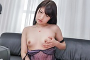 Great Asian blowjob with naughty Saki Kobashi  Photo 7