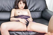 Great Asian blowjob with naughty Saki Kobashi  Photo 8