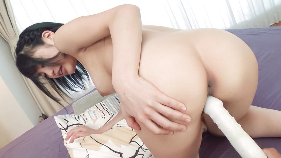 Kana Matsu enjoys full Japanese POV pleasures