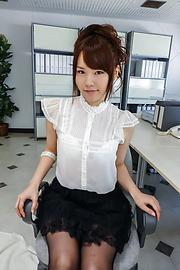 Yui Uehara - Yui อุเอฮาระรึเปล่าที่ยอดเยี่ยมในญี่ปุ่นอีโรติคเดี่ยวรึเปล่า -  4 รูปภาพ