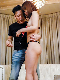 Yuri Hyuga - Japanese blowjob in advance for hard sex with Yuri Hyuga  - Picture 7