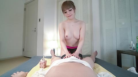 Reika Kashiwakura - Superb Japanese handjob along hot Reika Kashiwakura - Picture 11