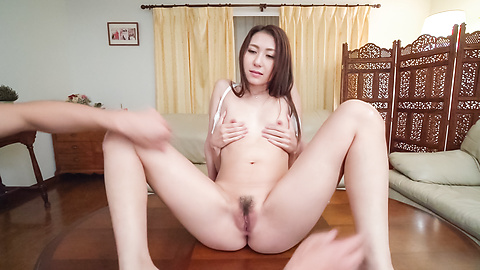 Maya Kato - Asian blowjobs on two cocks by Maya Kato - Picture 5