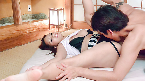 Ray - Tight Ray provides amazing Japanese blowjob  - Picture 7